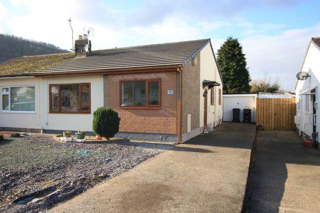 Thumbnail Bungalow to rent in Lon Ffawydd, Abergele