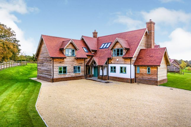 Thumbnail Detached house for sale in Ghyll House Farm, Copsale, Horsham