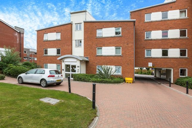 Thumbnail Flat for sale in Fore Hamlet, Ipswich
