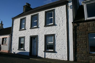 Thumbnail Terraced house for sale in The Moorings, 23 Tonderghie Road, Isle Of Whithorn