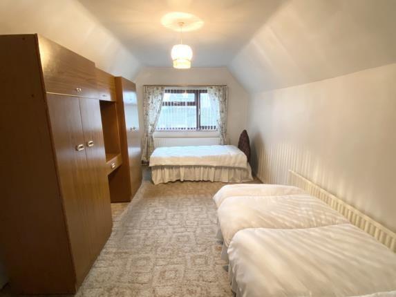 Loft Room of Bromfield Close, Mold, Flintshire, . CH7