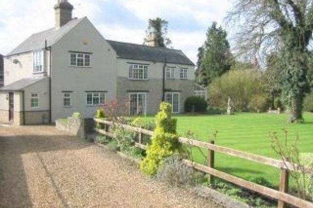 Thumbnail Detached house to rent in Main Street, Polebrook, Peterborough