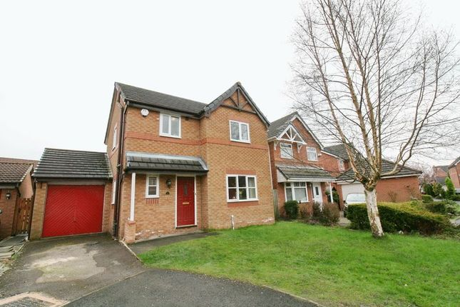 Thumbnail Detached house for sale in Goodshaw Road, Walkden, Manchester