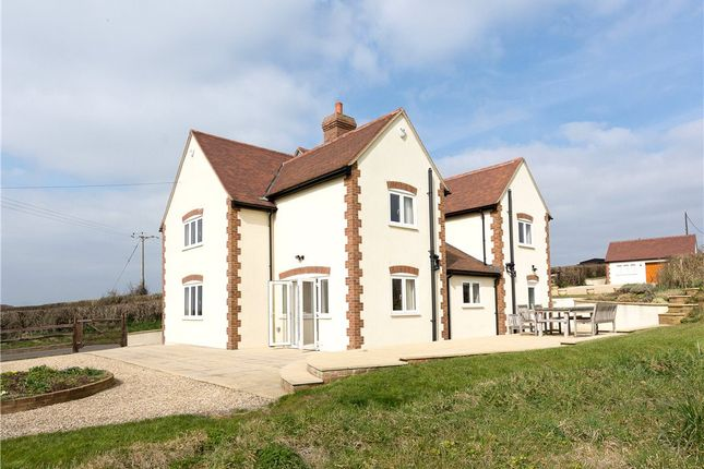 Thumbnail Detached house for sale in Milburn Lane, Bishops Caundle, Sherborne, Dorset