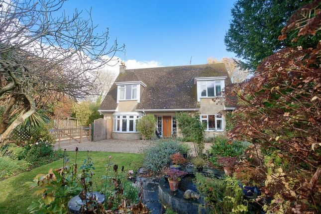 Detached house for sale in The Street, East Knoyle, Salisbury