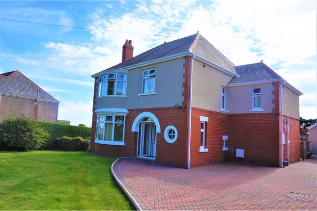 Thumbnail Detached house for sale in Wellington Road, Milford Haven