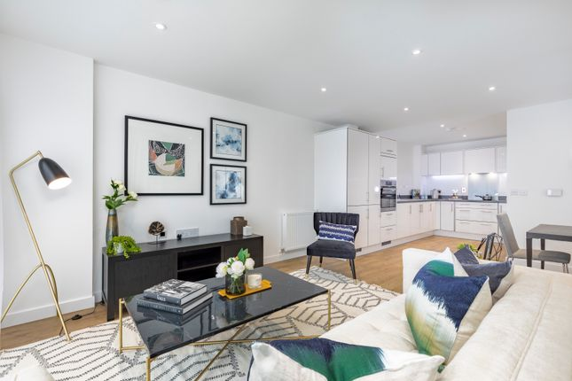 Thumbnail Flat for sale in Banning Street, Royal Greenwich, London