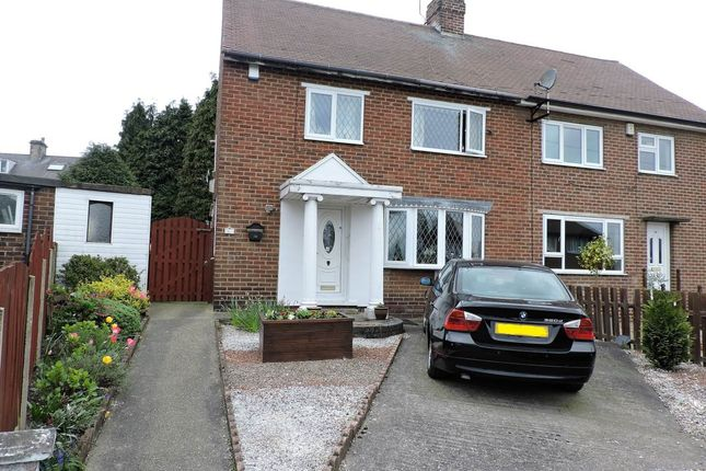 Thumbnail Property to rent in Eaden Crescent, Hoyland, Barnsley
