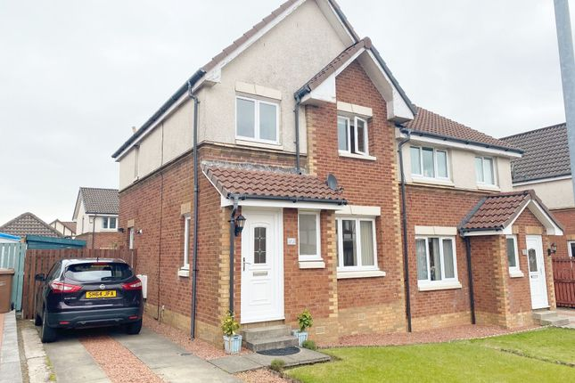 Thumbnail Semi-detached house for sale in 7 Meadow Way, Kilwinning