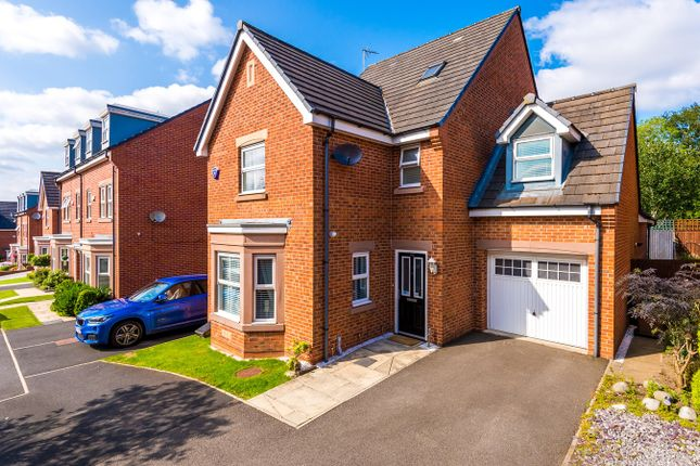 Thumbnail Detached house for sale in St Thomas Close, Windle, St Helens