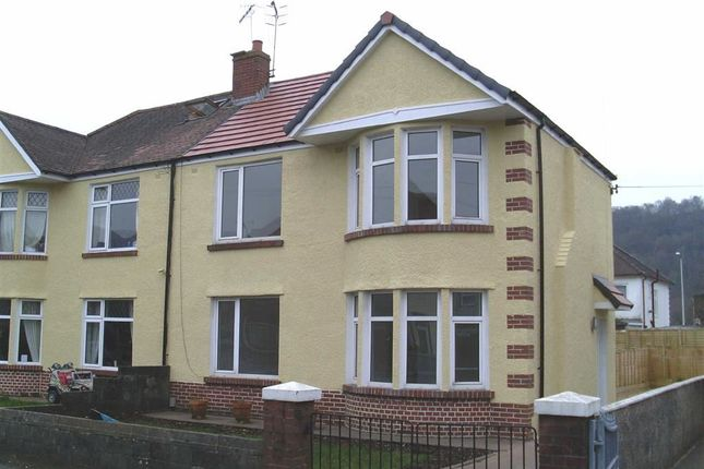 Thumbnail Semi-detached house for sale in Lon Heulog, Hawthorn, Pontypridd
