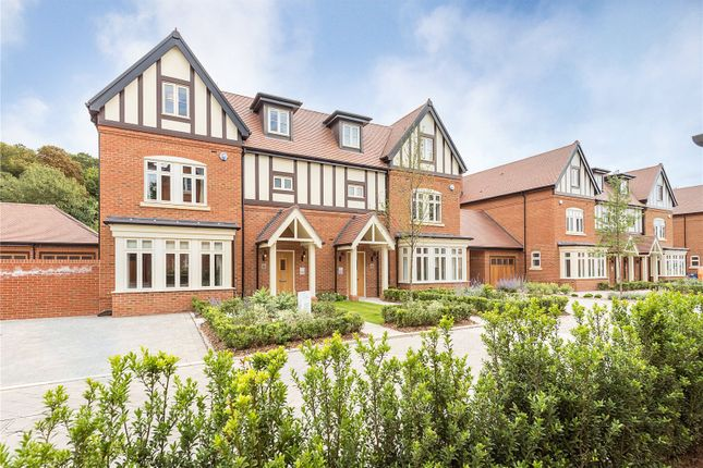 Thumbnail Semi-detached house for sale in Laychequers Meadow, Taplow, Buckinghamshire