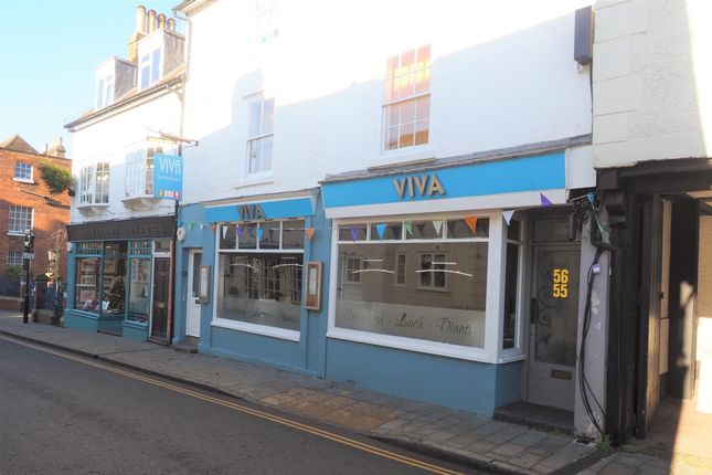 Thumbnail Retail premises to let in Roses Cottages, West Street, Dorking