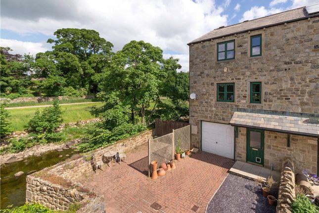 Thumbnail End terrace house for sale in Kings Mill Lane, Giggleswick, Settle