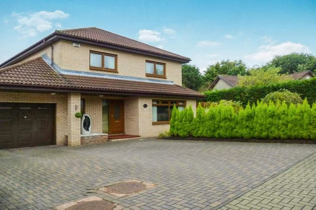 Thumbnail Detached house to rent in Park Lane, Glenrothes
