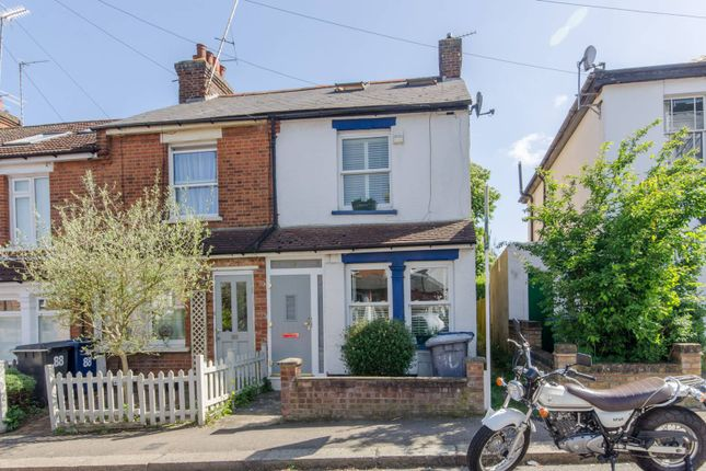 Thumbnail Terraced house to rent in Puller Road, High Barnet