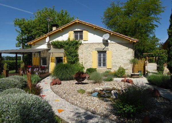 Thumbnail Property for sale in 47410, Bourgougnague, Fr