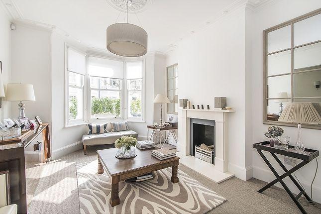 Thumbnail Flat to rent in Epirus Road, London
