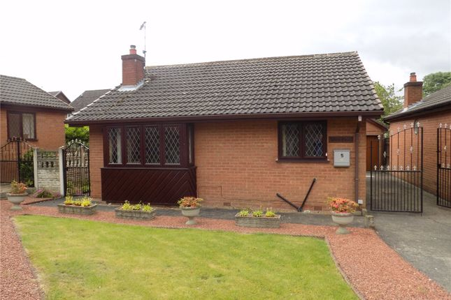 Thumbnail Bungalow for sale in Poynter Close, Heanor, Derbyshire