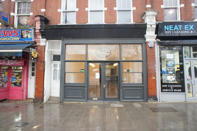 Thumbnail Restaurant/cafe to let in Priory Road, Crouch End