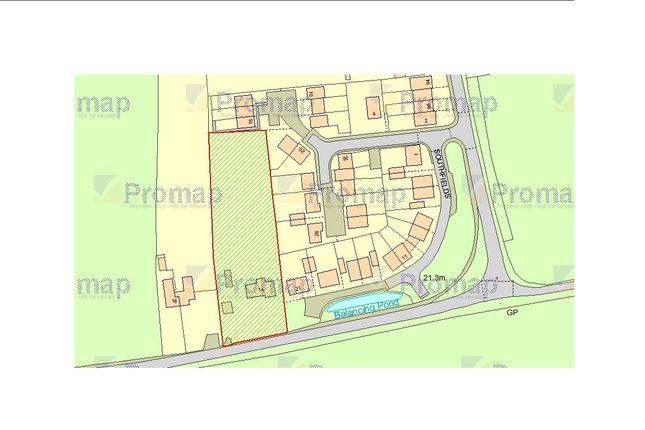 Thumbnail Land for sale in Southminster Road, Tillingham, Southminster