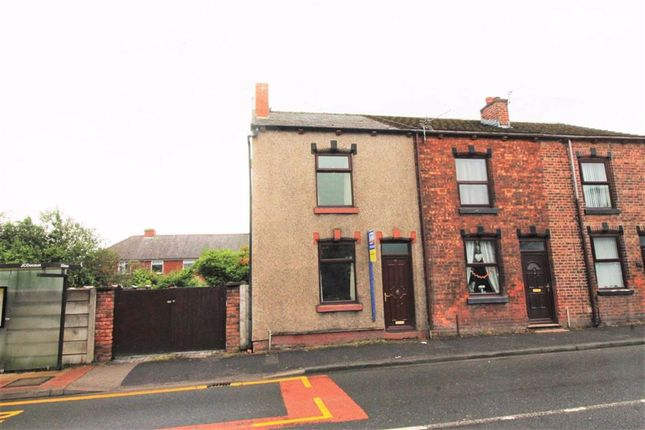 End terrace house for sale in Atherton Road, Hindley Green, Wigan