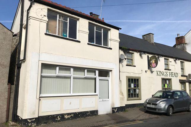 Thumbnail Office to let in Lock-Up Shop & Premises, East Street, Llantwit Major, Vale Of Glamorgan