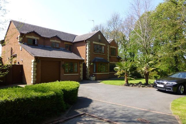 Thumbnail Detached house for sale in Berkley Close, St Georges Park, Kirkham, Preston, Lancashire