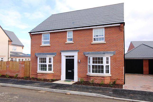 Thumbnail Detached house to rent in Sunningdale, Mount Oswald, Durham