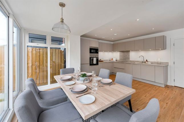 Thumbnail End terrace house for sale in Plot 11, Otters Holt, Mill Street, Ottery St. Mary