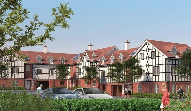 Thumbnail Flat for sale in 5 Bullen Court, Grange Road, Chalfont St Peter