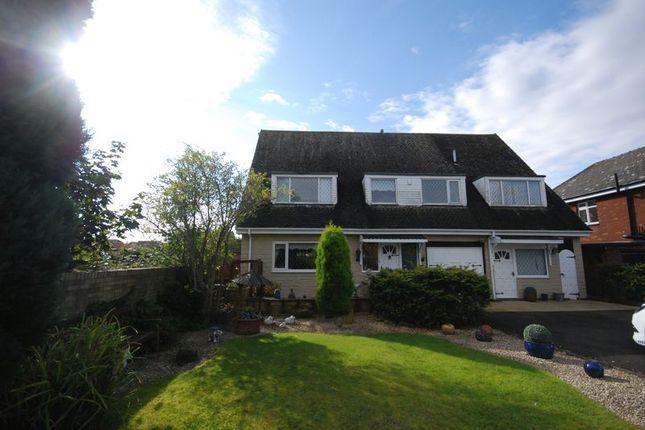 Thumbnail Detached house for sale in Newbiggin Road, Ashington