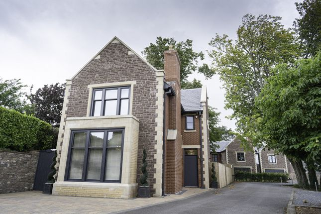 Thumbnail Detached house for sale in Fields Park Road, Newport