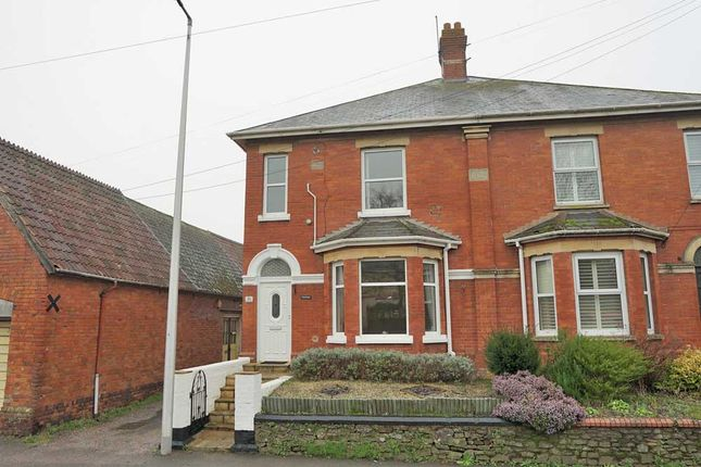 Thumbnail Semi-detached house for sale in Higher Street, Cullompton
