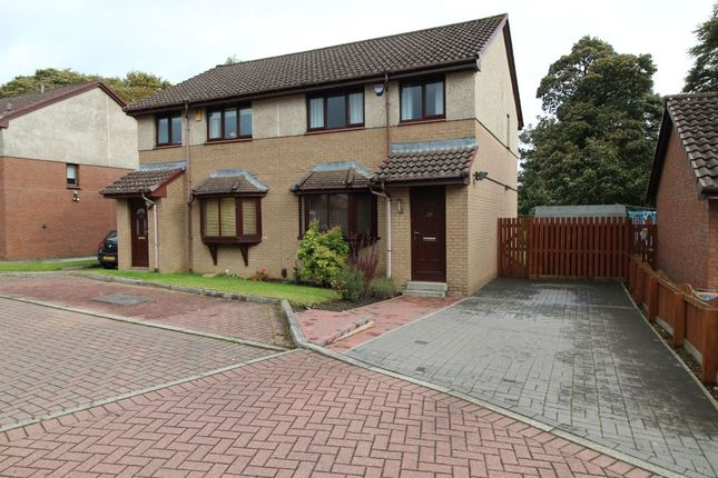 Thumbnail Semi-detached house to rent in Ballantyne Place, Livingston