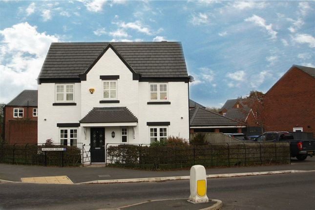 Thumbnail Detached house for sale in Holford Drive, Winsford, Cheshire