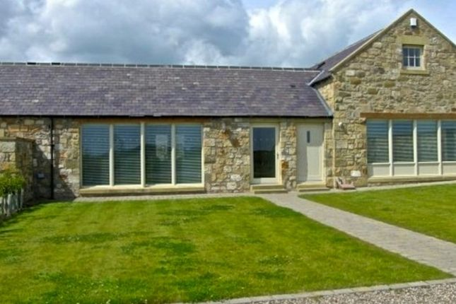 Thumbnail Barn conversion for sale in Coquet View, Sturton Grange, Nr Warkworth, Northumberland