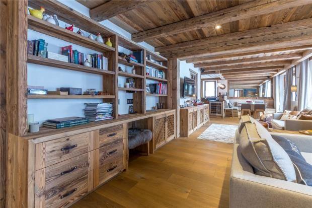 Picture No. 04 of La Legettaz Apartment, Val D'isere, France