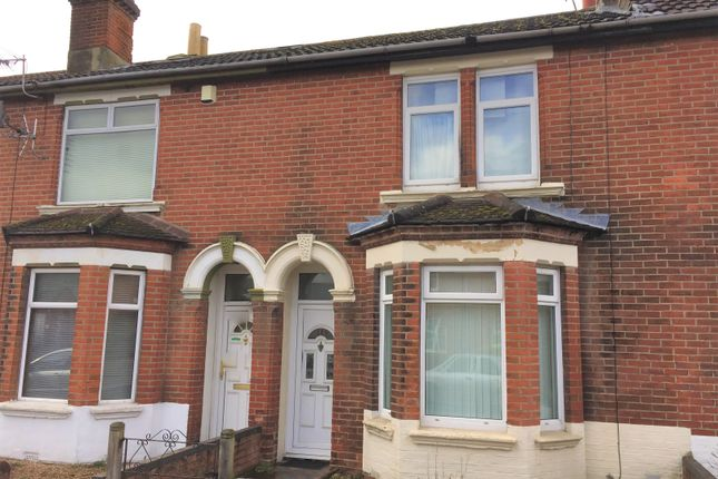 Thumbnail Terraced house to rent in Cranbury Road, Eastleigh