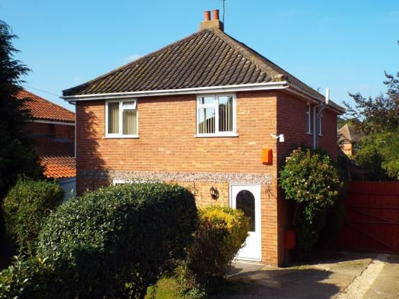 Thumbnail Detached house for sale in Old Catton, Norwich, Norfolk
