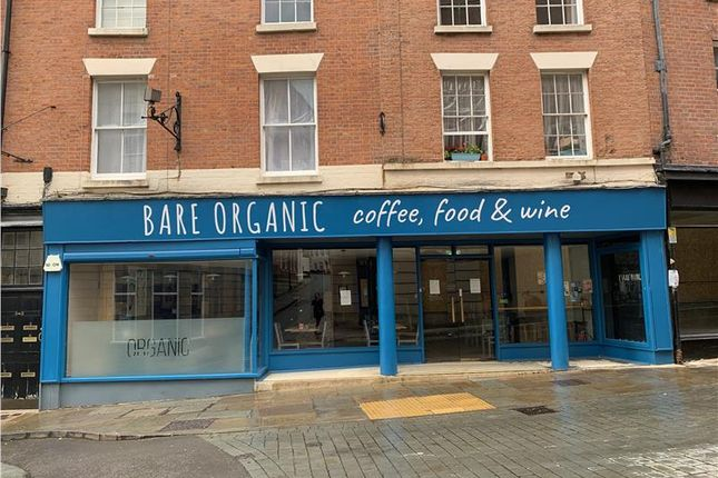 Thumbnail Restaurant/cafe to let in 4-5 Market Street, Shrewsbury, Shrewsbury, Shropshire