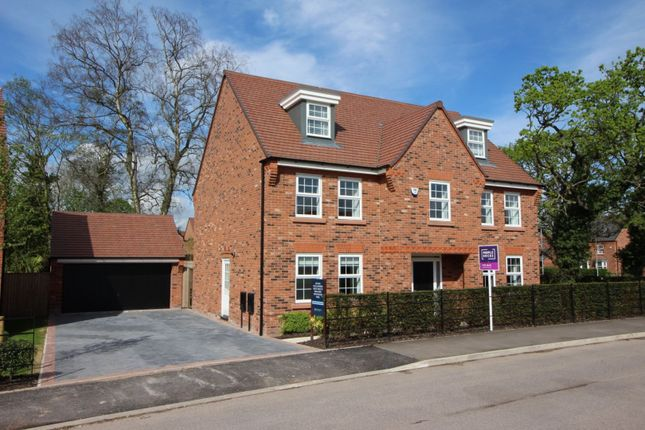Thumbnail Detached house for sale in Bramwell Way, Bollin Park, Wilmslow