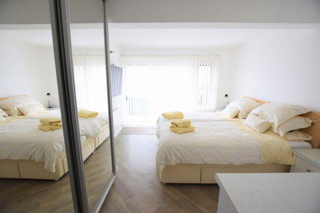 Master Bedroom of Coast Road, Pevensey Bay BN24