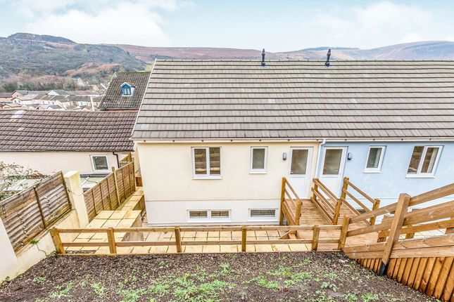 Thumbnail Terraced house for sale in Ystrad Road, Pentre