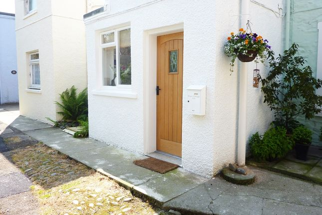 Thumbnail Terraced house for sale in Harts Close, High Street, Kirkcudbright