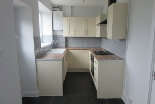Thumbnail Terraced house to rent in Kilvey Road, St Thomas, Swansea.