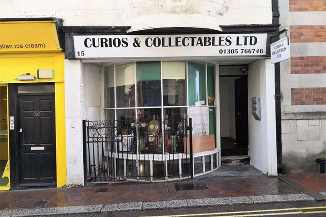 Retail premises for sale in Bond Street, Weymouth