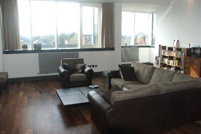 Thumbnail Flat to rent in Park Road, Central, Peterborough