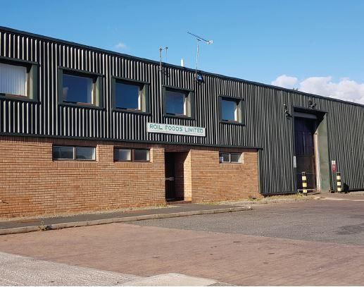 Thumbnail Warehouse to let in Units 45 & 51, Wrexham Industrial Estate, Clywedog Road North, Wrexham, Wrexham