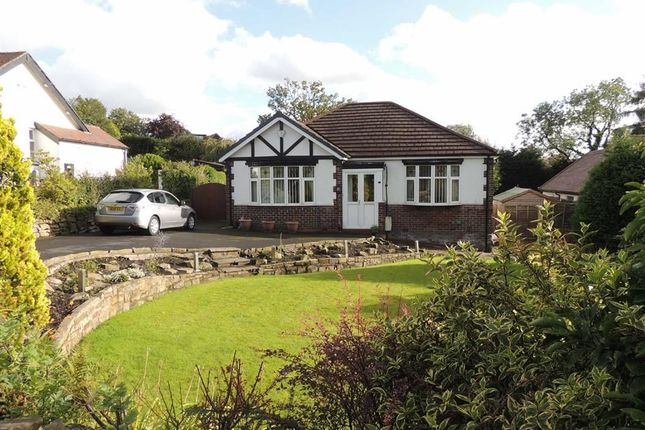 Thumbnail Detached bungalow for sale in Carr Brow, High Lane, Stockport